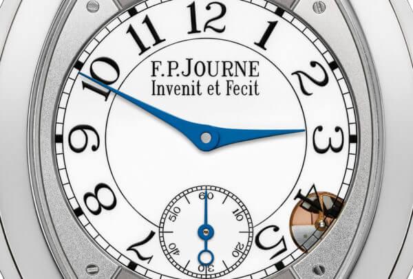 Élégante by F.P.Journe platine © F.P.Journe