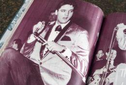 Elvis Presley Omega (livre)