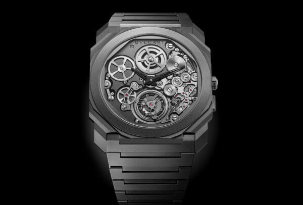 Finissimo Tourbillon Automatique © Bulgari