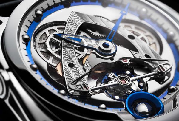 DB28 Steel Wheels © De Bethune