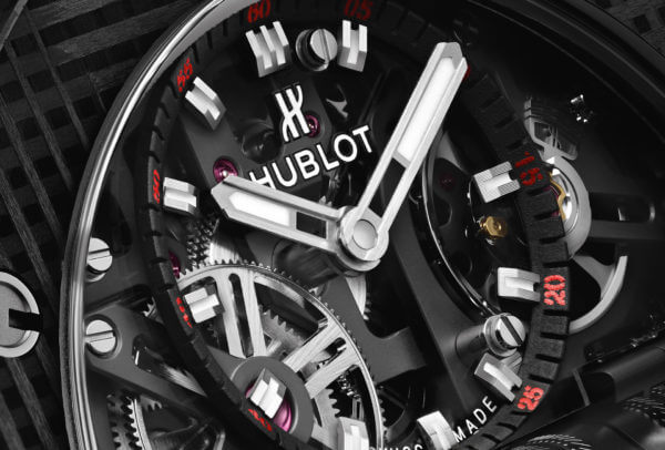 Big Bang MP-11 © Hublot