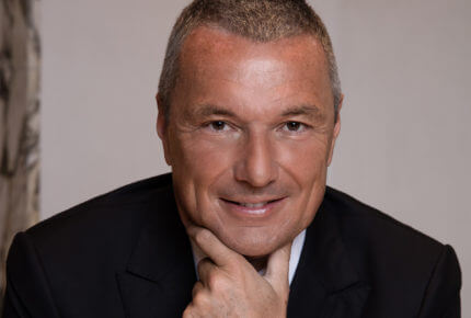 Jean-Christophe Babin, CEO de Bulgari