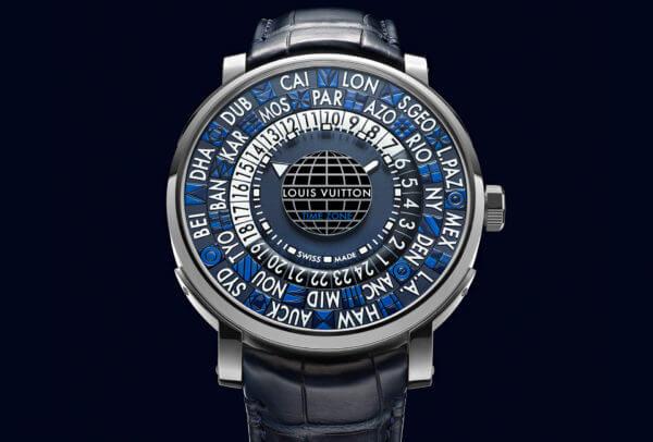 Escale Time Zone Blue © Louis Vuitton