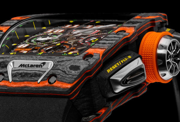 RM 11-03 McLaren © Richard Mille