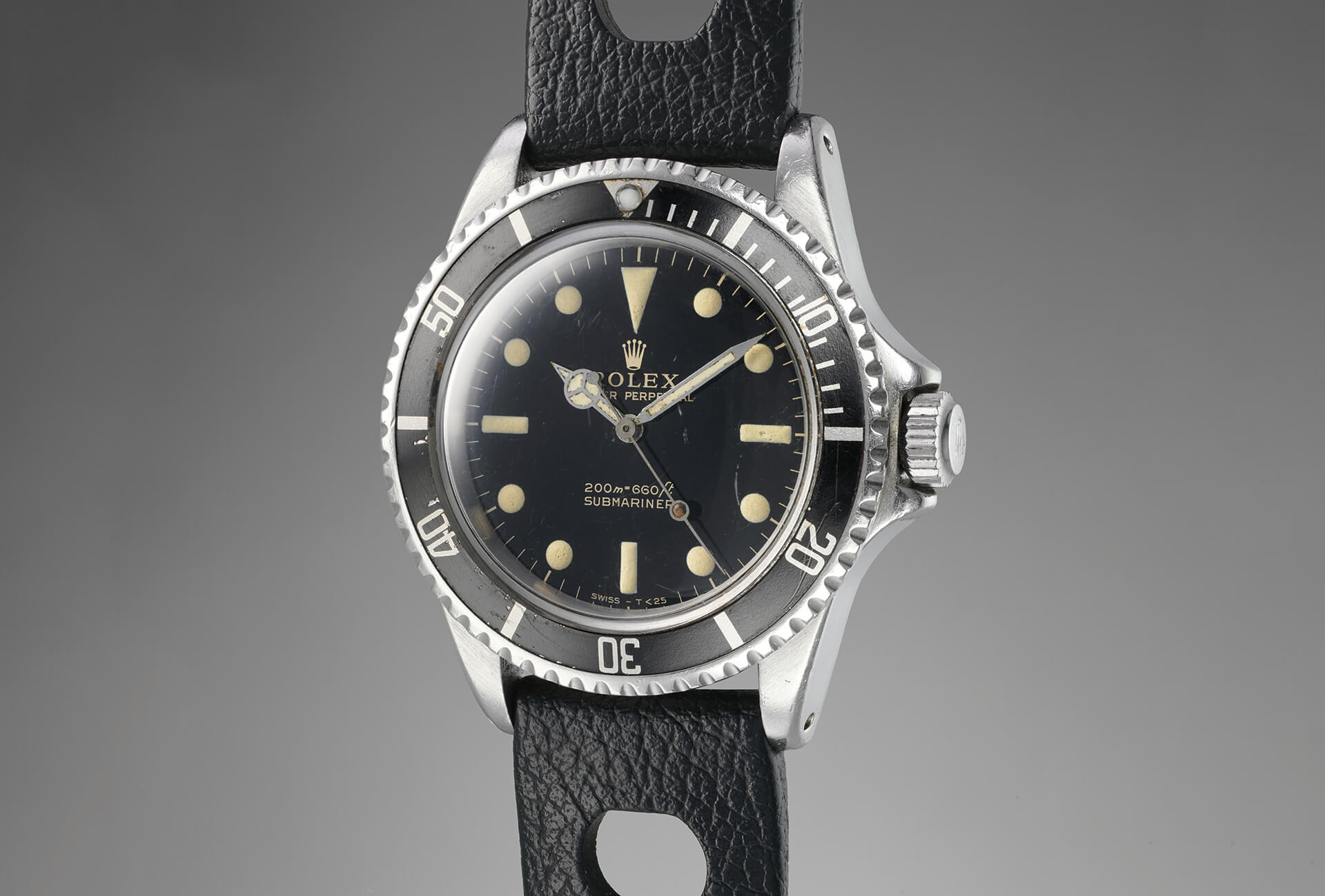 Rolex Submariner: Is the world's most recognizable timepiece