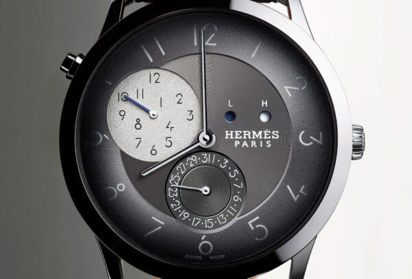 Slim d'Hermès GMT