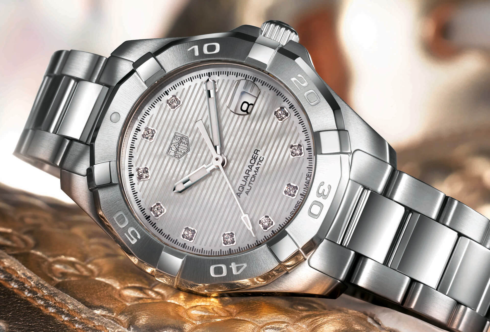 TAG Heuer launches an Aquaracer Lady with a mechanical calibre – FHH ... 8fd2a6ace
