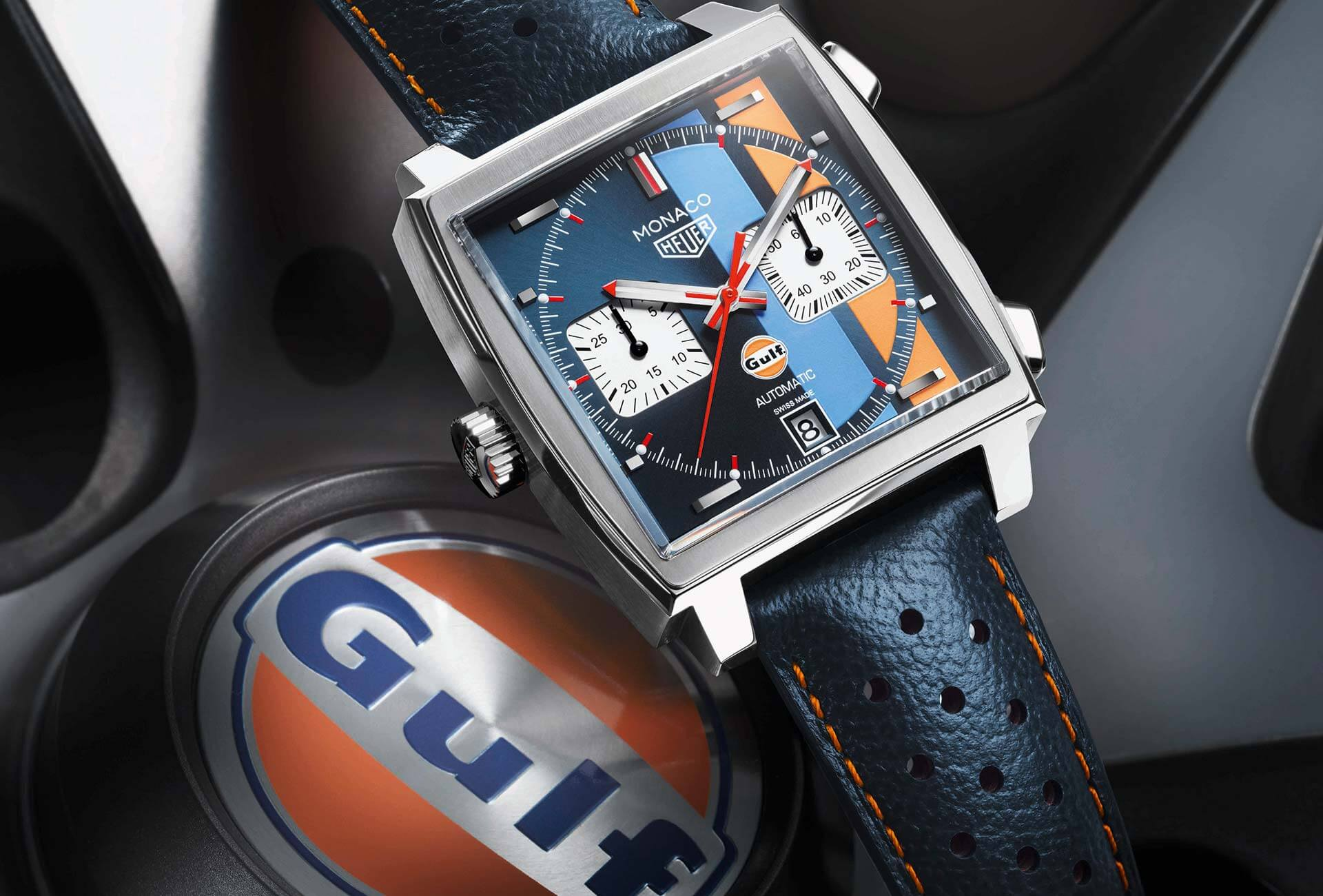 TAG Heuer Monaco - Steve McQueen - Le Mans