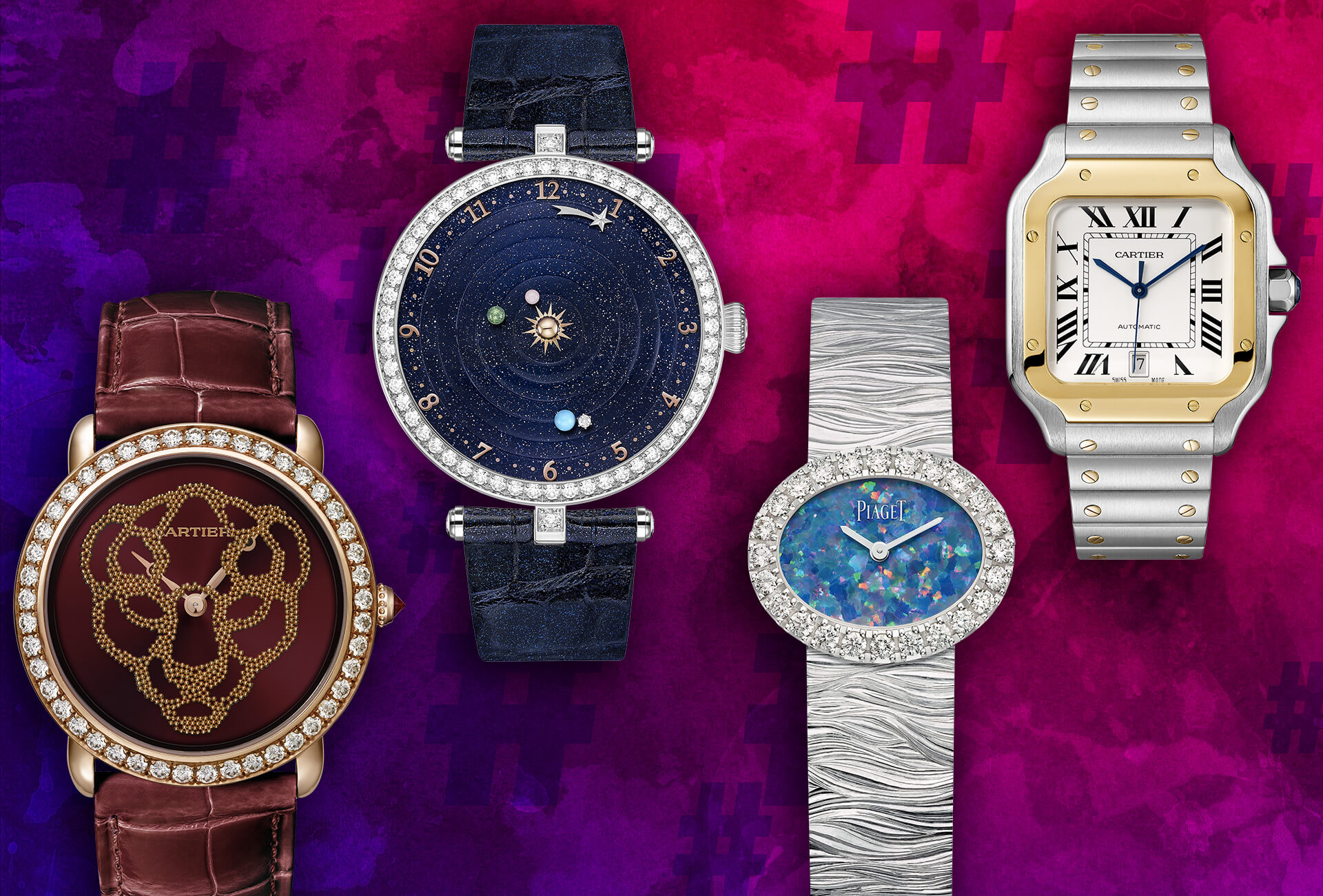 4418aefa3f Les #ladieswatches les plus en vogue du SIHH 2018 – FHH Journal