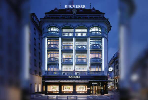 Bucherer à Lucerne