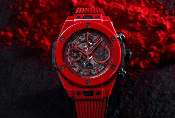 Big Bang Unico Red Magic 2018 © Hublot
