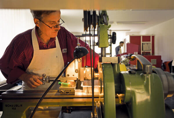 Atelier de Dresde © Lang & Heyne