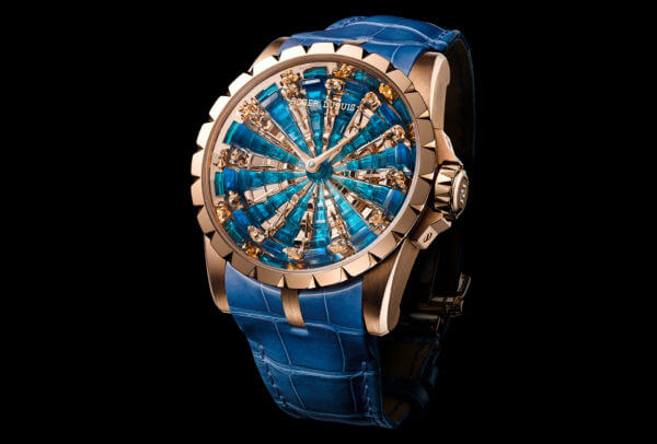 Excalibur Table Ronde III © Roger Dubuis