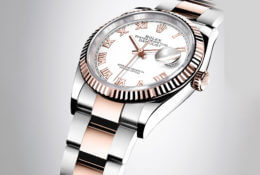 Oyster Perpetual Datejust 36 © Rolex