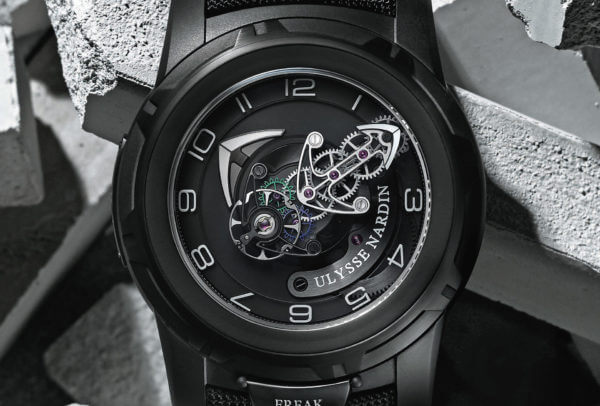 Freak Black © Ulysse Nardin