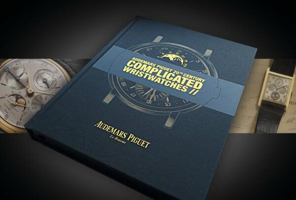 Couverture du livre Audemars Piguet 20th Century Complicated Wristwatches