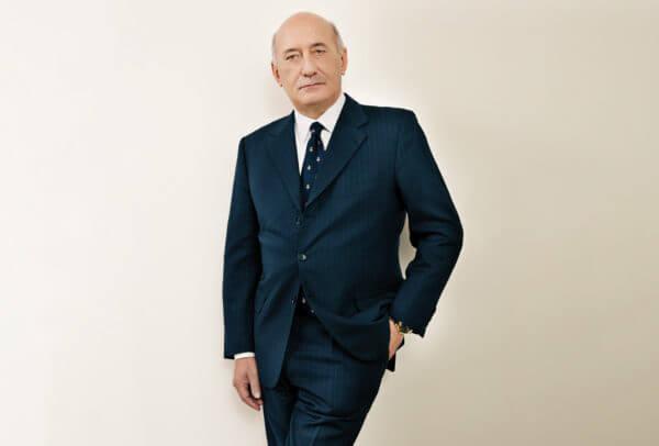 Angelo Bonati, CEO © Officine Panerai