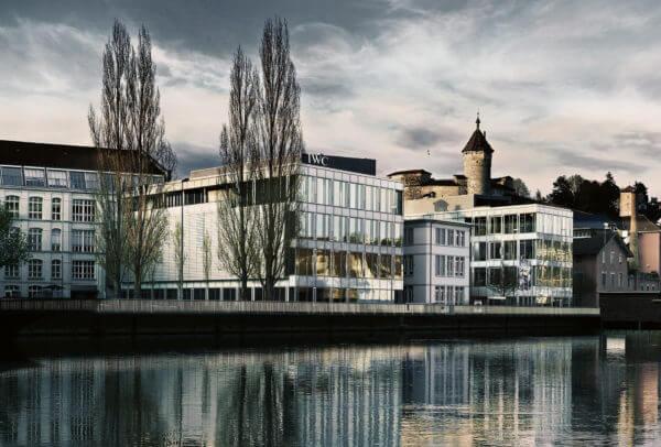 Bâtiment IWC © IWC Schaffhausen