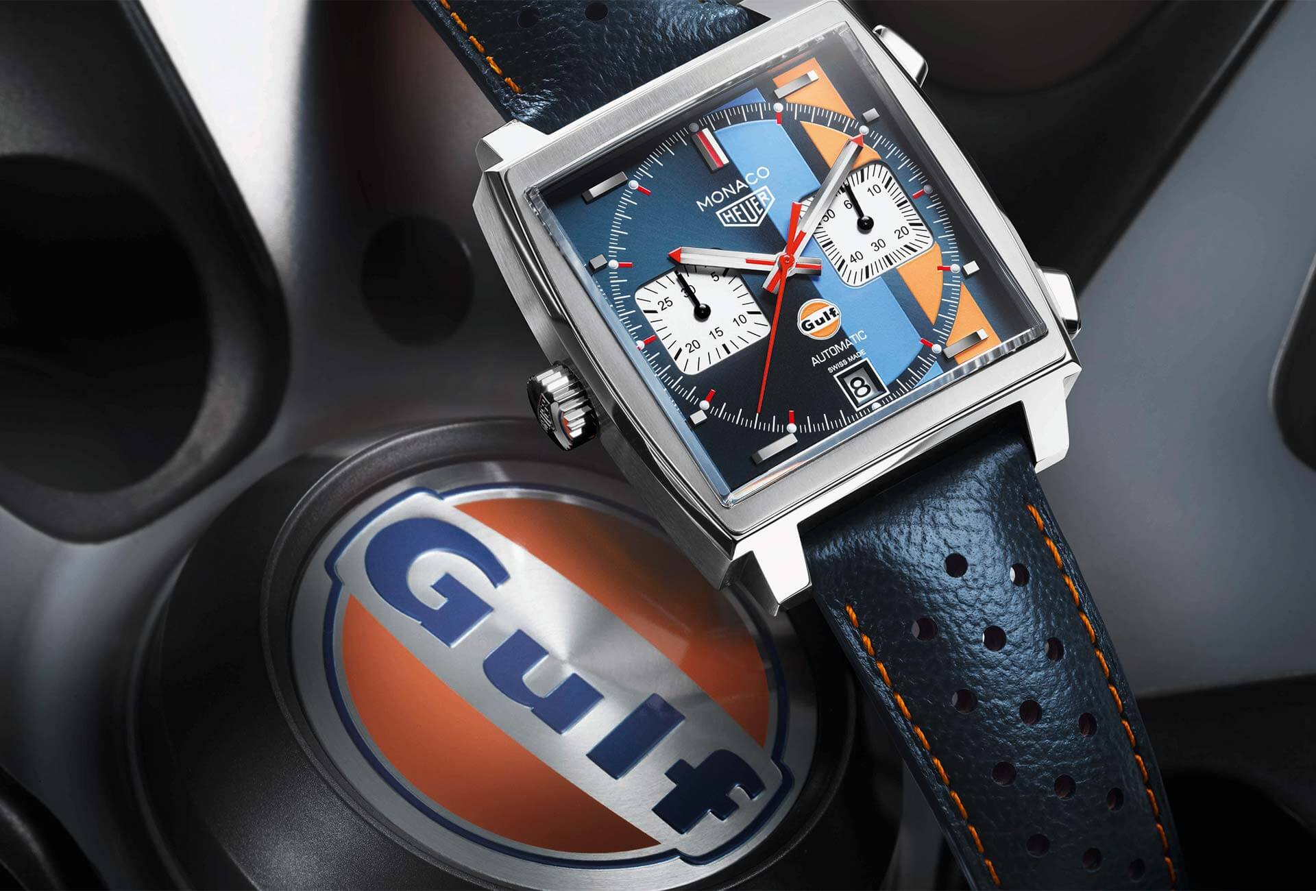 c09d5c336bd Introducing the Monaco Gulf by TAG Heuer – FHH Journal