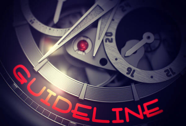 Guideline-watch