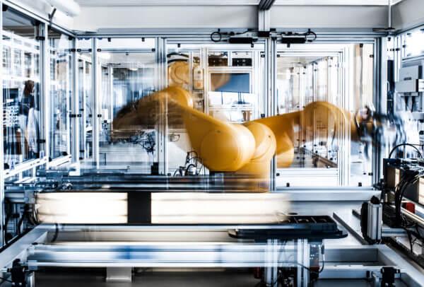 La nouvelle usine Omega à Bienne
