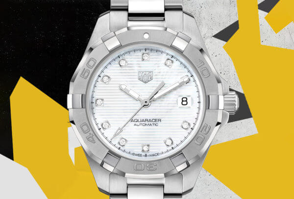 Aquaracer Lady Calibre 9 Automatique © TAG Heuer