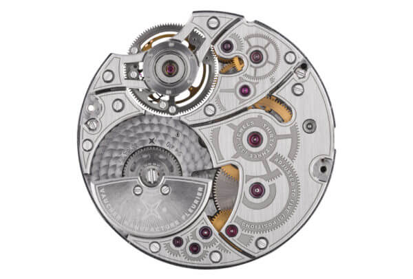 Calibre automatique Seed VMF 5440 extra-pat © Vaucher Manufacture Fleurier
