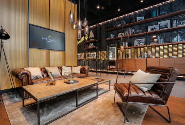 Boutique Breitling à Beijing