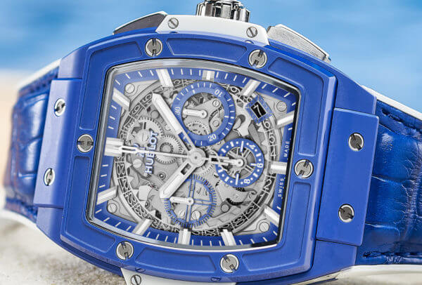 Spirit of Big Bang Blue 42 mm © Hublot
