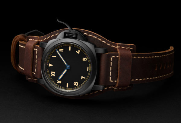 Luminor California 8 Days DLC © Panerai