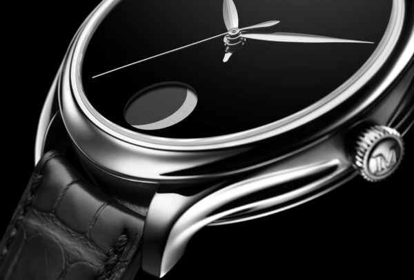 Endeavour Perpetual Moon Concept © H. Moser & Cie