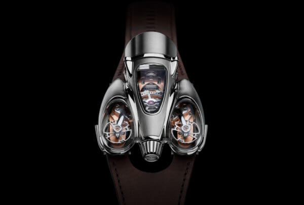 Horological Machine N°9 Road Edition © MB&F