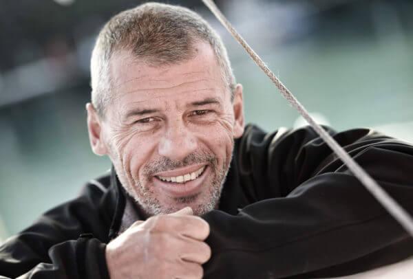 Sébastien Destremau, skipper