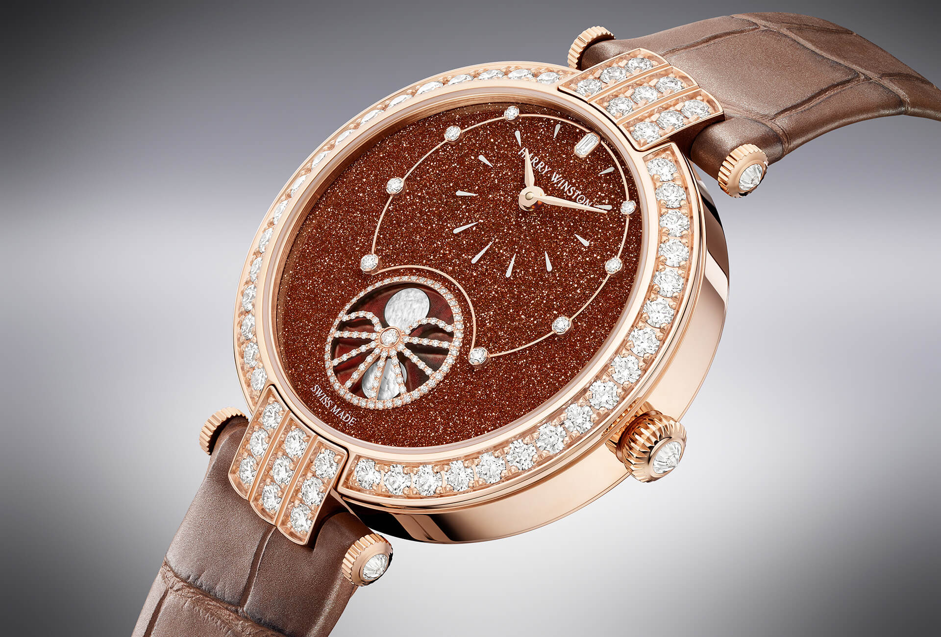 Precious moon phases at Harry Winston – FHH Journal