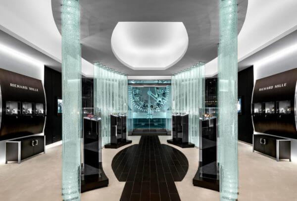 Boutique Richard Mille, New York