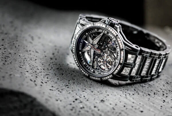 Excalibur Ultimate Carbon © Roger Dubuis