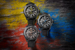 Aquaracer Carbone © TAG Heuer