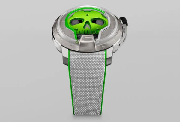 Skull 48.8 green © HYT