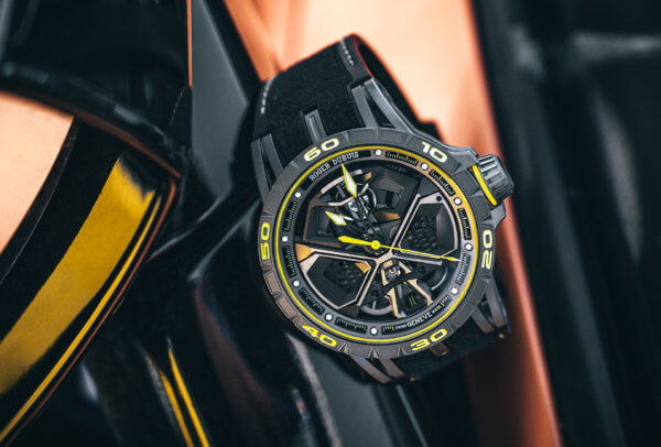 Excalibur Huracán Performante © Roger Dubuis