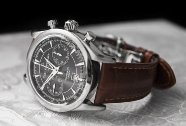 Manero Flyback © Carl F. Bucherer