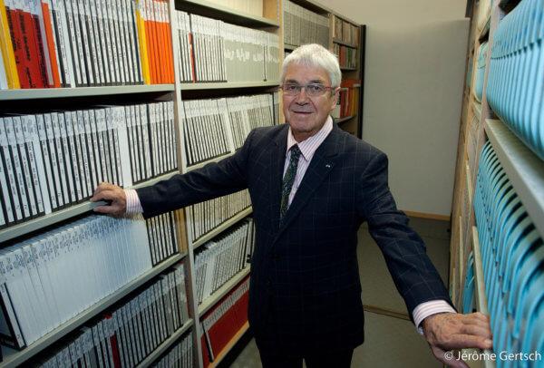 Claude Nobs, Montreux sounds digital project 2010