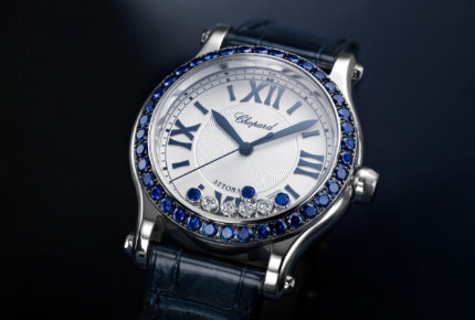 Happy Sport Bucherer Blue Editions © Chopard