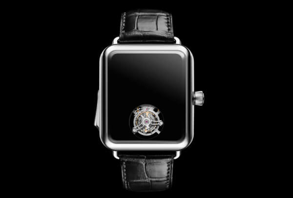 Swiss Alp Watch Concept Black © H. Moser & Cie