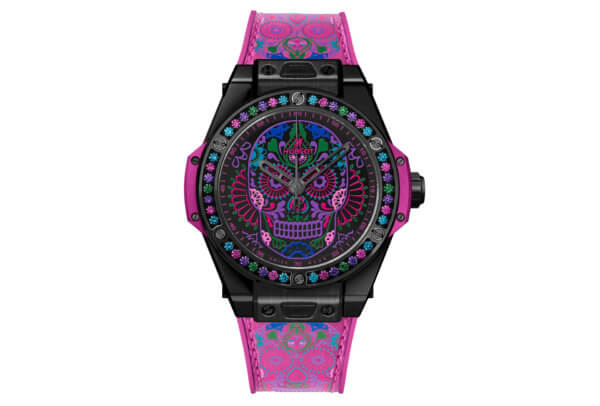 Big Bang Calavera Catrina © Hublot