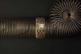 Montre manchette Panthère de Cartier © Cartier