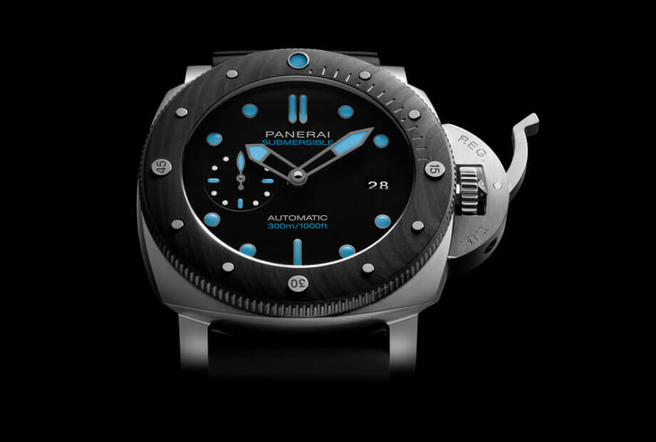 Submersible BMG-Tech 47 mm © Panerai