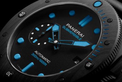 Submersible Carbotech (de jour) © Panerai