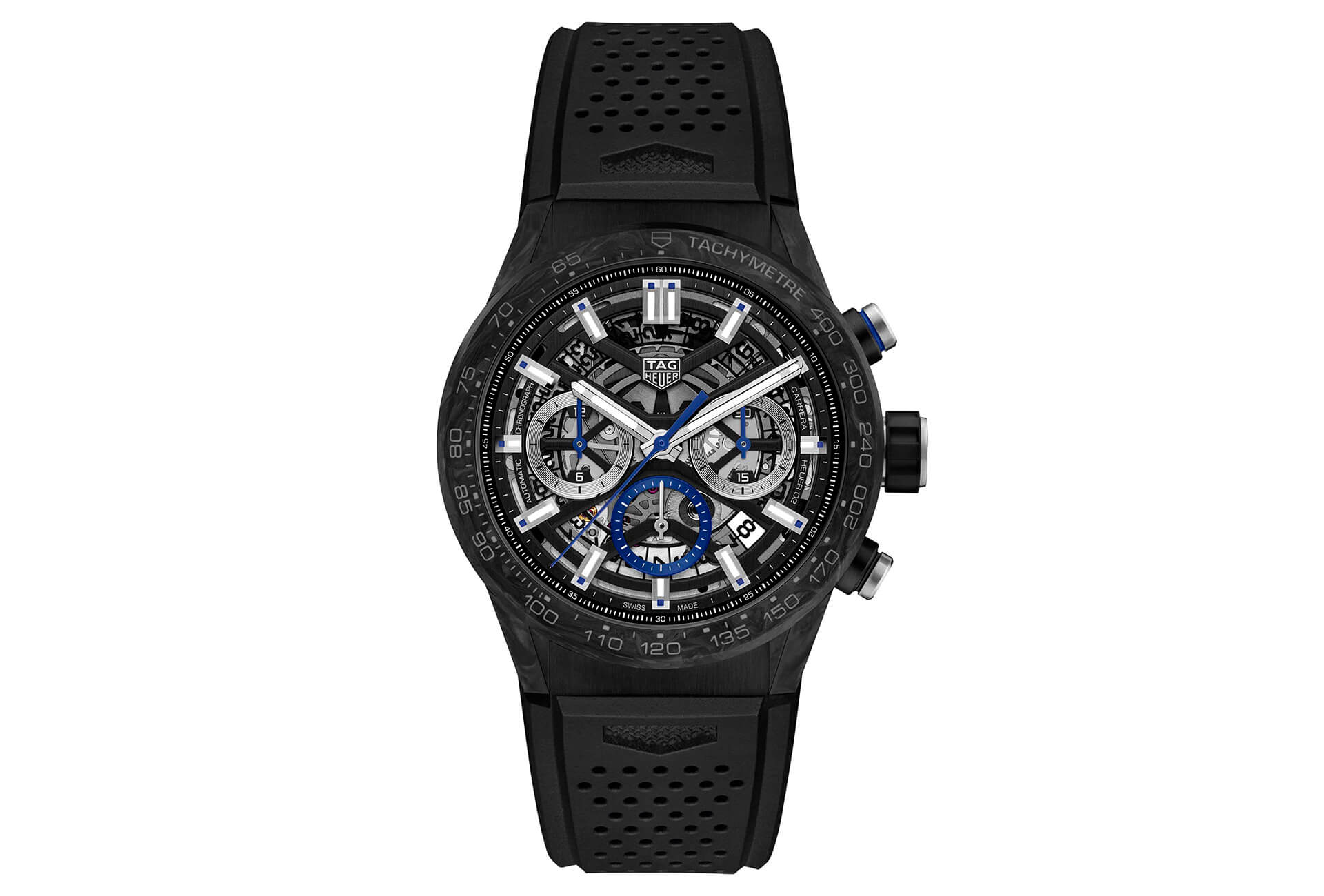 a77debc37c7 TAG Heuer extends its carbon range with the Carrera – FHH Journal