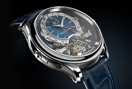 Master Grande Tradition Gyrotourbillon Westminster Perpetuel © Jaeger-LeCoultre