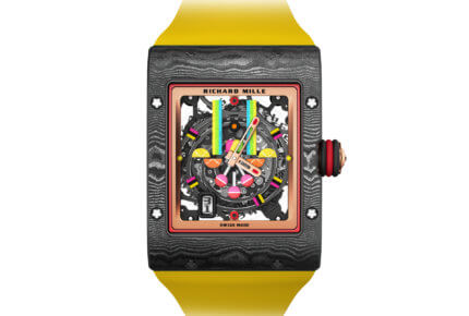 RM 16-01 Strawberry © Richard Mille